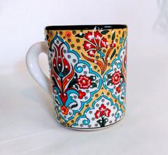 Fair Trade Ceramic Mug from Turkey