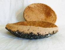 Fair Trade Cork Bark Bowl from Portugal
