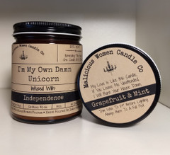 Soy Candle in Jar Made in USA