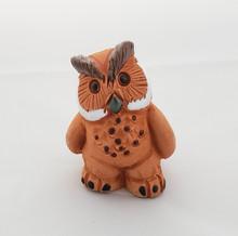Fair Trade Handpainted Ceramic Owl from Peru