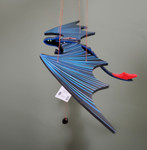 Fair Trade Flying Dragon Mobile from Colombia