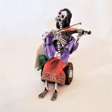 Fair Trade Retablo Day of the Dead Figure from Peru