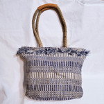 Fair Trade Woven Jute Purse from Bangladesh