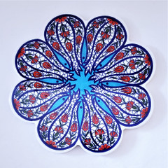 Fair Trade Scalloped Edge Trivet from Turkey