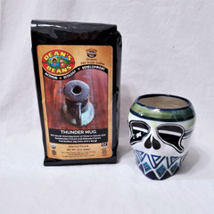 Fair Trade Medium Dark Roasted Coffee from Timor and Guatemala