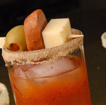 Ultimate Bloody Mary (Smoky Rimming Salt Mix)