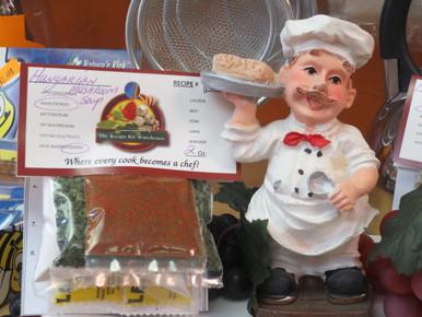 Hungarian Mushroom soup kit