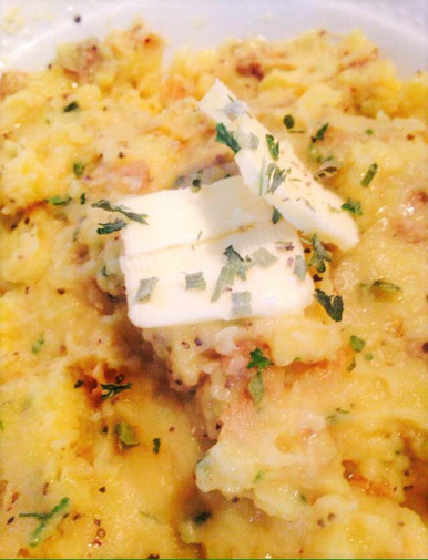 Garlic Mash Potato Blend