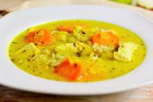 Indian Mulligatawny (Curry) Soup
