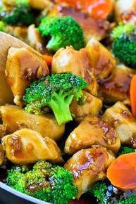 Stir-Fry (Steak, Chicken, Shrimp or Veggie)
