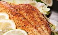 This is great on your favorite white fish.