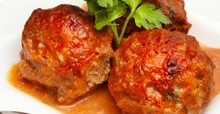 Meatballs using our Italian spice blend