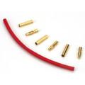 E-flite 4 mm Gold BL Connectors (3 pairs)