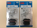 GWS Micro Dual Ball Bearing  Servo (Futaba) 2 packs
