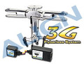 600_3G_Programmable Flybarless System/Silver