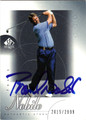 FRANK NOBILO AUTOGRAPHED & NUMBERED GOLF CARD #100312C