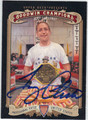 JOEY CHESTNUT AUTOGRAPHED CARD #100412F