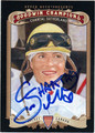 CHANTAL SUTHERLAND AUTOGRAPHED CARD #100812D