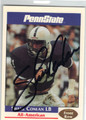 SHANE CONLAN PENN STATE NITTANY LIONS AUTOGRAPHED FOOTBALL CARD #100813C