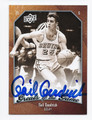 GAIL GOODRICH AUTOGRAPHED BASKETBALL CARD #100710G