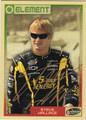 STEVE WALLACE AUTOGRAPHED NASCAR CARD #101913K