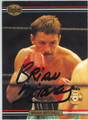 BRIAN MITCHELL AUTOGRAPHED BOXING CARD #10214K