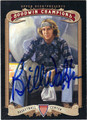 BILL WALTON AUTOGRAPHED BASKETBALL CARD #102312D