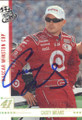 Casey Mears Autographed Racing Card 1040