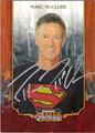 MARC McCLURE AUTOGRAPHED CARD #10513H