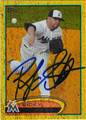 RICKY NOLASCO MIAMI MARLINS AUTOGRAPHED BASEBALL CARD #10713C