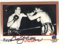 BILLY CONN AUTOGRAPHED BOXING CARD #10714A