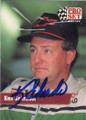 Ken Schrader Autographed Racing Card 1101