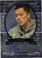 NAM LE AUTOGRAPHED POKER CARD #11013J