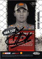KEVIN HARVICK AUTOGRAPHED NASCAR CARD #110211i