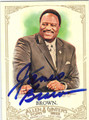 JAMES BROWN AUTOGRAPHED CARD #110312i