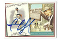 C.C. SABATHIA AUTOGRAPHED BASEBALL CARD #110210C