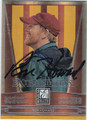 RON HOWARD AUTOGRAPHED & NUMBERED CARD #110512M