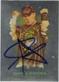 JOHN CENA AUTOGRAPHED WRESTLING CARD #110612C