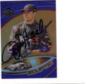 DENNY HAMLIN AUTOGRAPHED NASCAR CARD #11113C