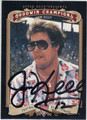 JIM KELLY AUTOGRAPHED FOOTBALL CARD #111512G