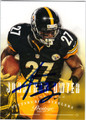 JONATHAN DWYER PITTSBURGH STEELERS AUTOGRAPHED FOOTBALL CARD #111713A