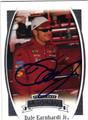 DALE EARNHARDT JR AUTOGRAPHED NASCAR CARD #112113E