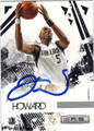 JOSH HOWARD AUTOGRAPHED BASKETBALL CARD #112511F