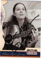 KAREN LYNN GORNEY AUTOGRAPHED CARD #112811D
