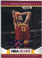 TRISTAN THOMPSON CLEVELAND CAVALIERS AUTOGRAPHED ROOKIE BASKETBALL CARD #112913H