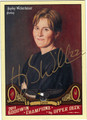 HAYLEY WICKENHEISER CANADIEN WOMEN'S OLYMPIC HOCKEY AUTOGRAPHED CARD #11613J