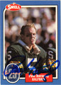PAUL HORNUNG AUTOGRAPHED FOOTBALL CARD #120211A