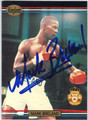 MARK BRELAND AUTOGRAPHED BOXING CARD #120413A