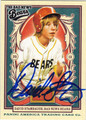 DAVID STAMBAUGH BAD NEWS BEARS AUTOGRAPHED CARD #120413i