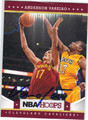 ANDERSON VAREJAO CLEVELAND CAVALIERS AUTOGRAPHED BASKETBALL CARD #120513i
